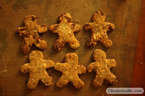 recette biscuits apéro salés