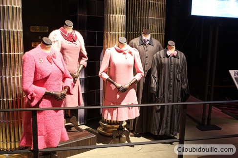 costume Ombrage studios Harry Potter