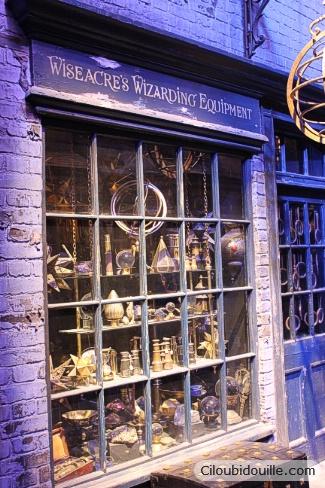 baguette magique studios harry potter