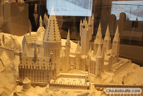 maquette studios harry potter