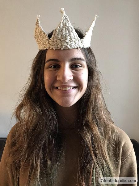 couronne des rois tissée