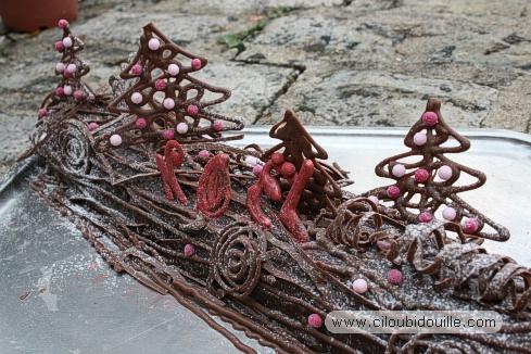 Decoration Pour Buche De Noel Daintreeherbs