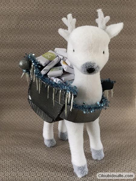 calendrier de l'avent renne