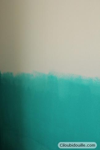 Mur En Dégradé De Couleur Ciloubidouille