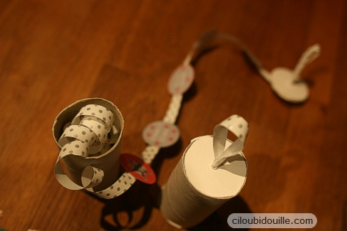 tutoriel invitation rouleau de papier toilette