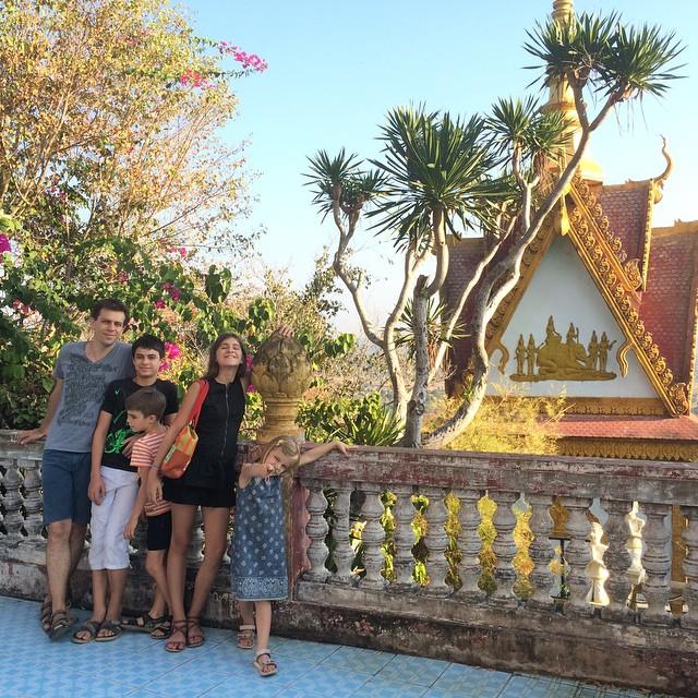 Mes trésors #battambang #cambodge