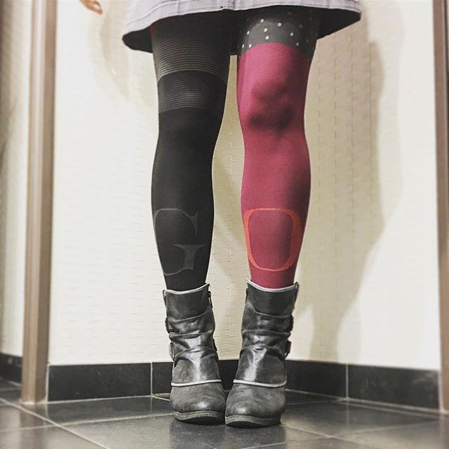 GO ! (But where ?) #ciloubidouillecollant #tights #bertheauxgrandspieds