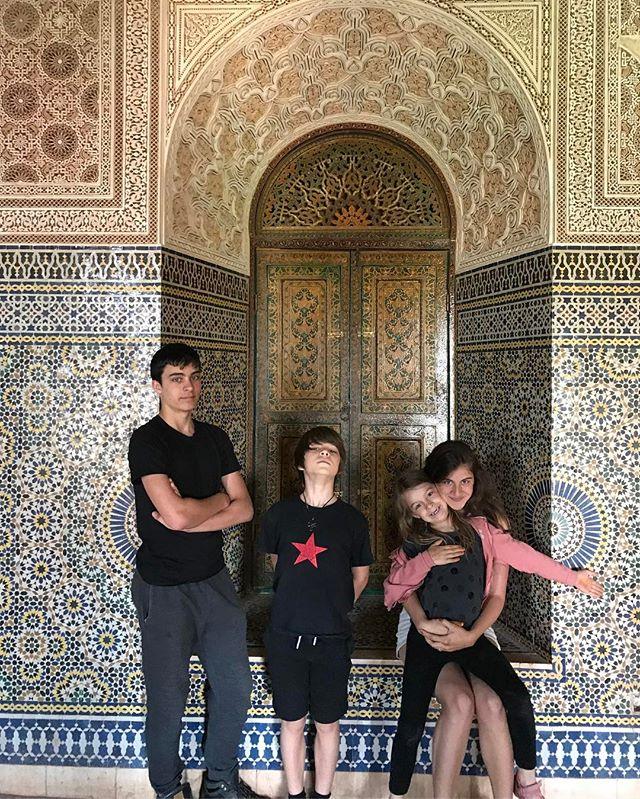Les pashas de maintenant (pasha veut dire seigneur) #kasbahglaoui #telouet #ciloubidouilleauMaroc