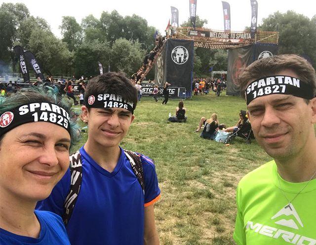 Spartan race (avant la course ^^)
