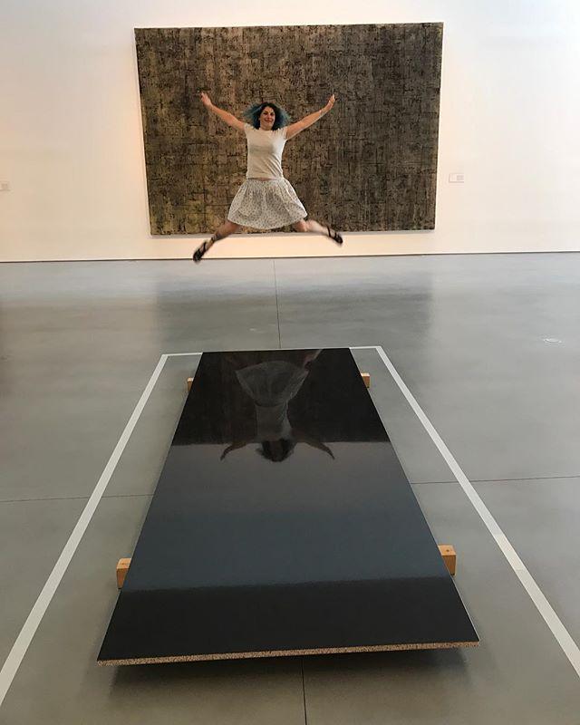 Mon lard saute dans l'art #museeartmoderne