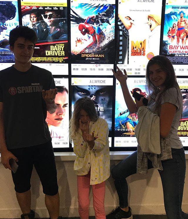 Spiderman en famille, on a bien rigolé ! (Partez pas avant la fin, il y a un bonus ^^)
