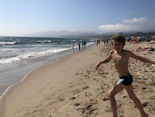 Playa ! #santamonica #losangeles #ciloubidouilleinUSA