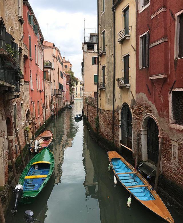 J'ai rédigé mon WE à Venise sur le blog :). Si déambuler par procuration dans les ruelles de la plus célèbre lagune du monde vous intéresse, rendez-vous sur ciloubidouille.com ! #ciloubidouillesorties