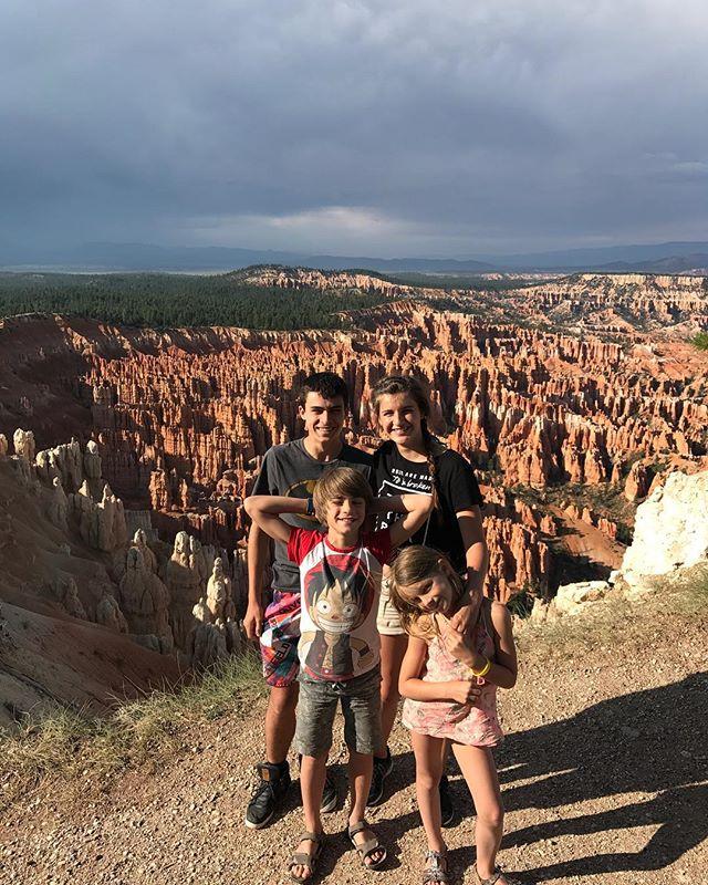 Mes 4 merveilles devant celle de Bryce Canyon #brycecanyon #brycecanyonnationalpark #ciloubidouilleinUSA