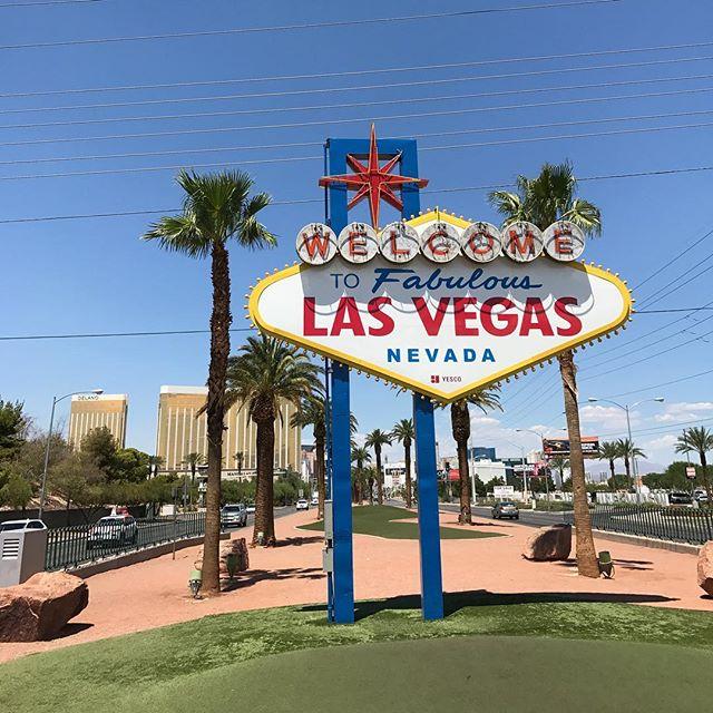 Bye-bye Vegas. C'était rigolo de te voir et bien plus chaleureux que Macau #lasvegas #ciloubidouilleinUSA
