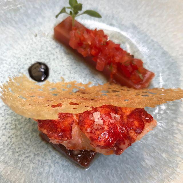 Mandarin oriental Paris = miam miam (oui je suis critique culinaire à mes heures perdues) #ciloubidouillesorties
