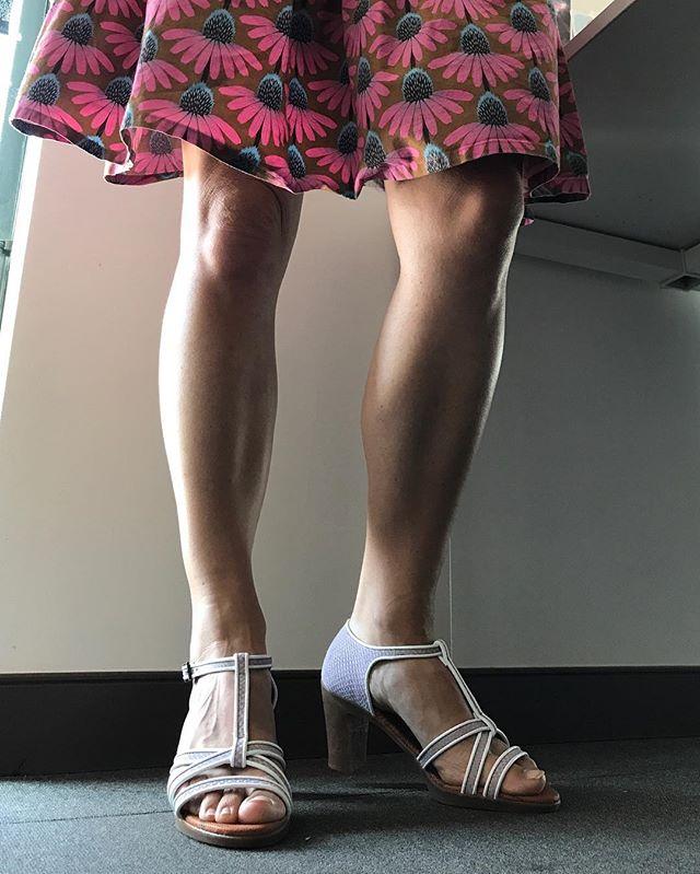 Quand on chausse grand, ce n'est pas facile de trouver de jolis modèles de chaussures. Alors je craque totalement pour celui-ci (la marque espagnole Art) !