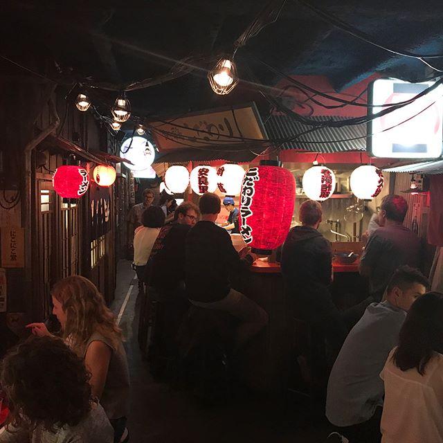 Bref j'ai enfin mangé à @kodawariramen  et c'était fort bon (pis mignon tout plein). #ramen #japanfood