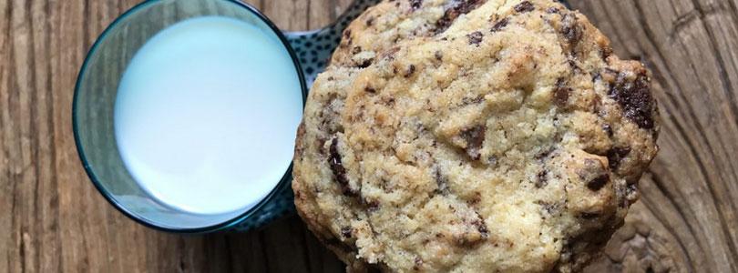 Recette vidéo de cookies au chocolat
