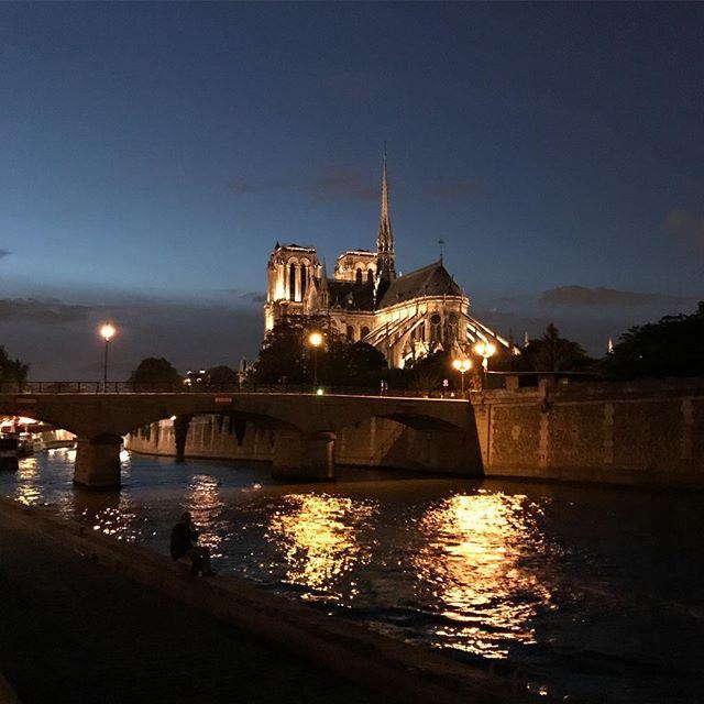 Paris lumière réussi #paris #notredamedeparis