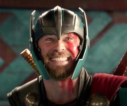 On a vu Thor raganor en famille ce matin et on a bien aimé ! Attention, bonus à la fin ! #ciloubidouillesorties