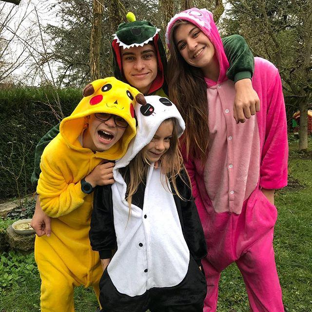 Mes 4 monstres colorés #afterchristmas