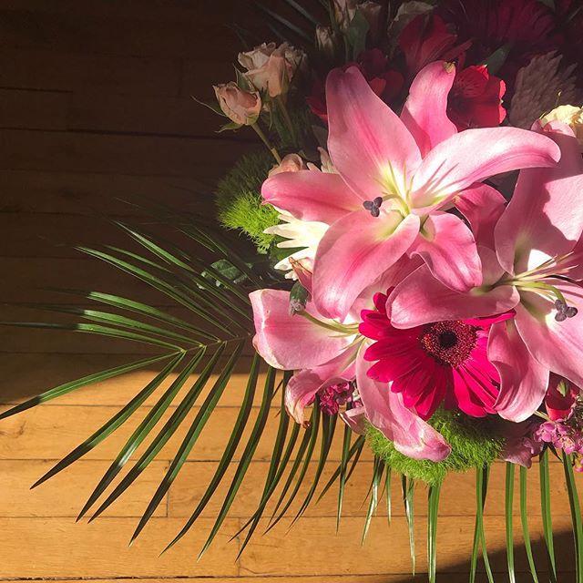 Les fleurs de la saint Valentin