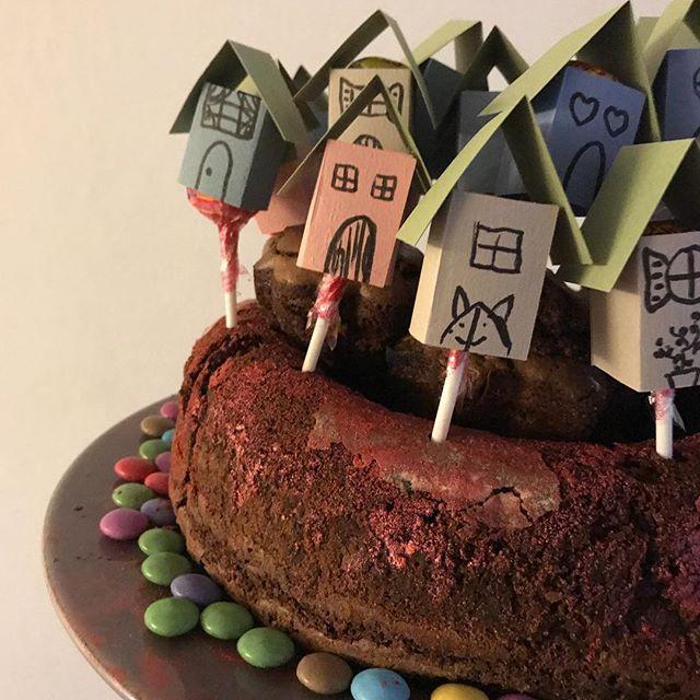 Sur mon blog, je raconte l'histoire de ces petites maisons :) #déménagement #ciloubidouille