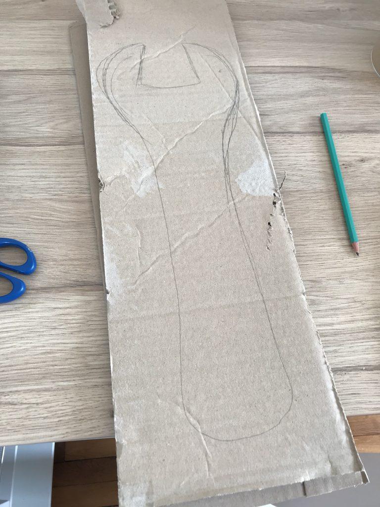 outils en carton