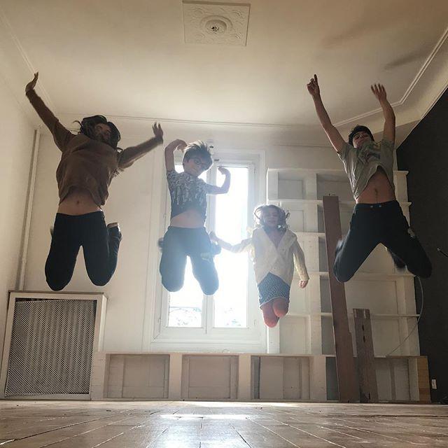 Le jump shot d'adieu à la maison. Il fallait au moins ça pour sauter dans l'autre maison !