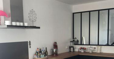 cuisine noire ikea