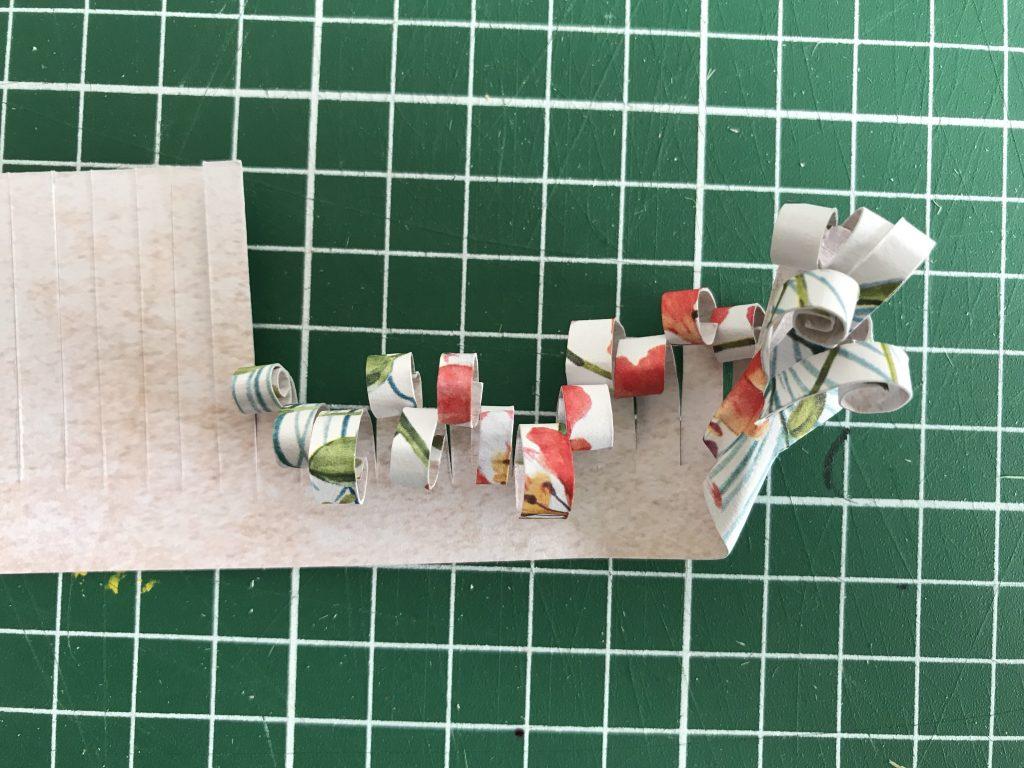 fabriquer des jacinthes en papier