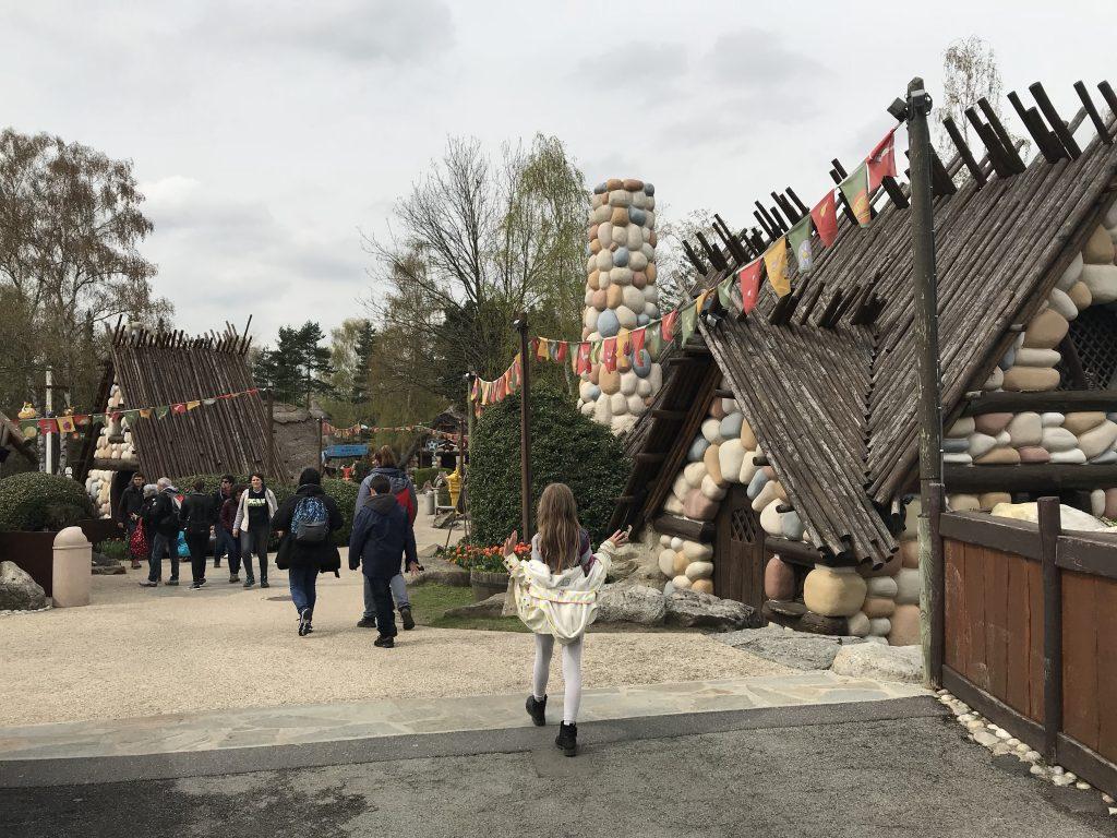 village gaulois astérix