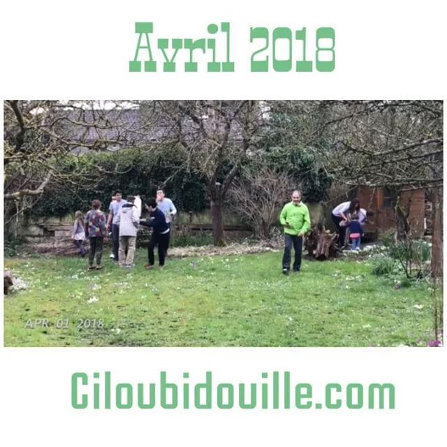 Ma petite vidéo d'avril, avec de jolies virées, une en Hollande, une au parc Astérix, une à Berck, une à l'aérosol, une à la Tour Montparnasse. Un concert à la Vilette. Pis des fêtes, des travaux, des copains et de chouettes enfants :). #cilou2018