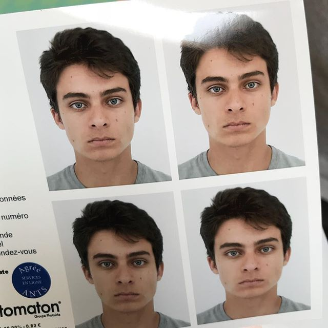 Mon fils est inscrit au permis