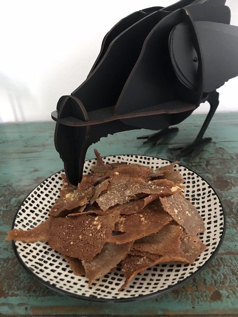chips de galette de sarrasin
