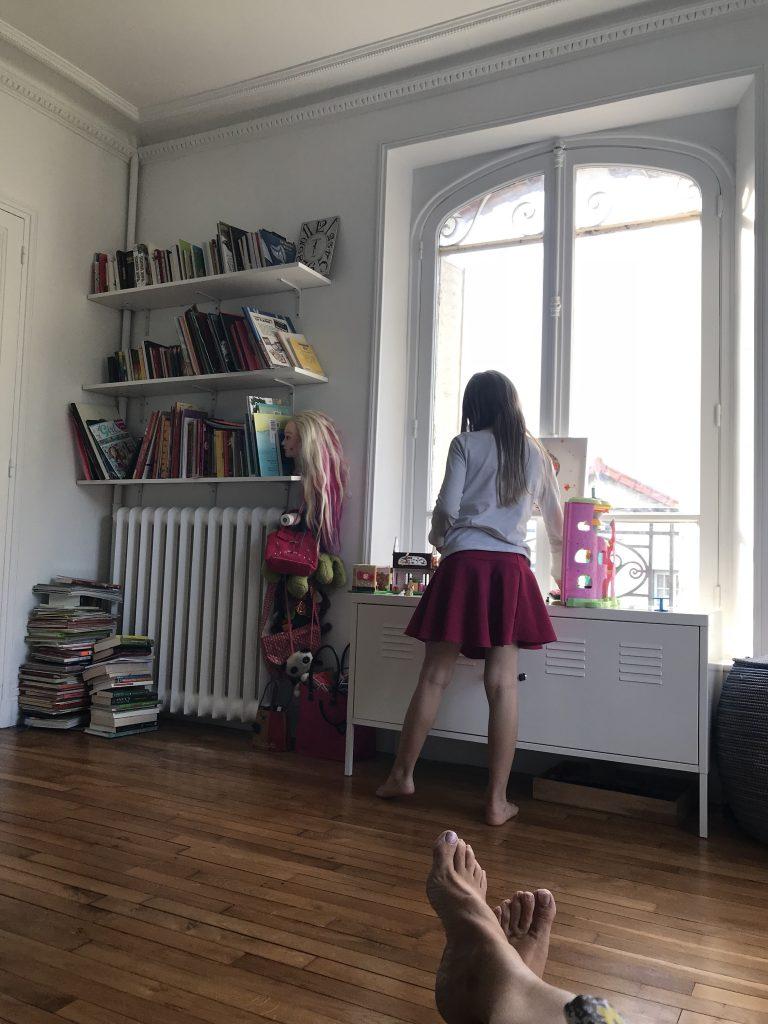 chambre d'enfant créative