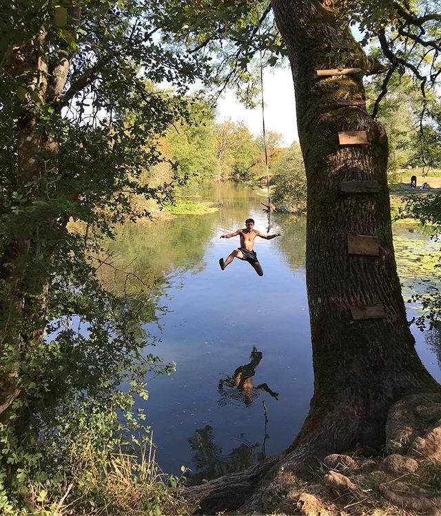 Mon Tarzan adoré #jump #jumpshot #tarzan