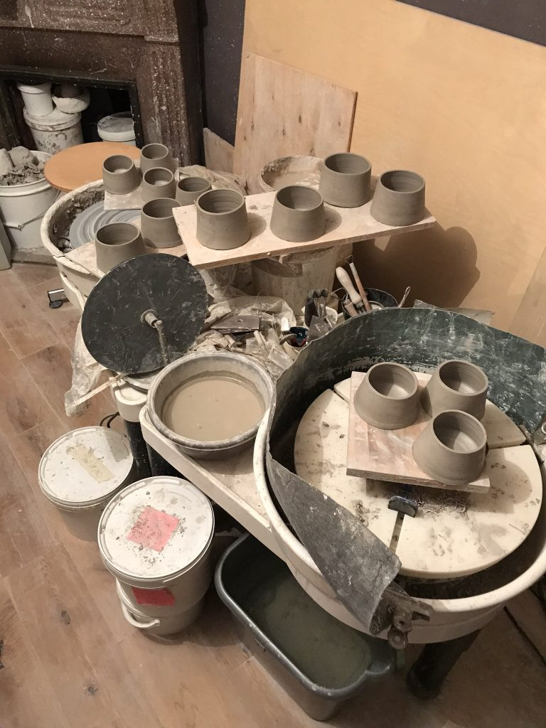 atelier ceramique