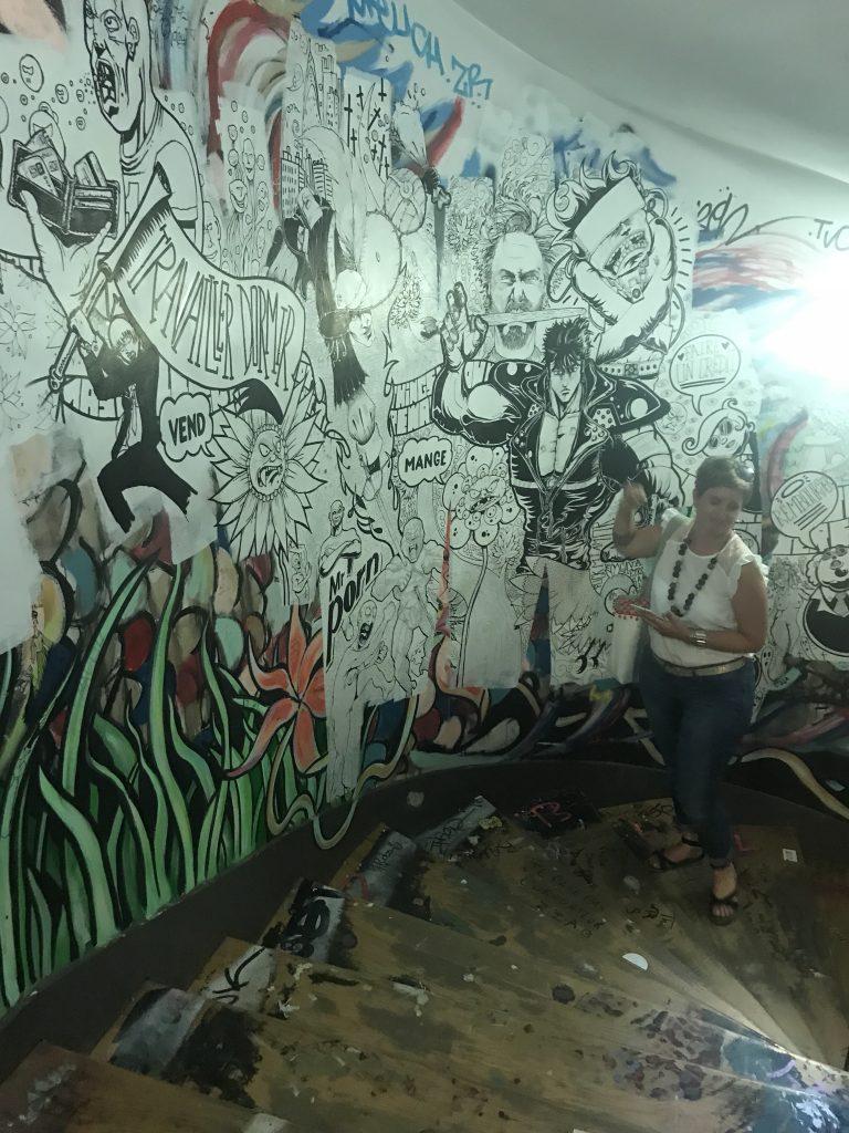 Paris insolite - Rivoli 59 squat artistique
