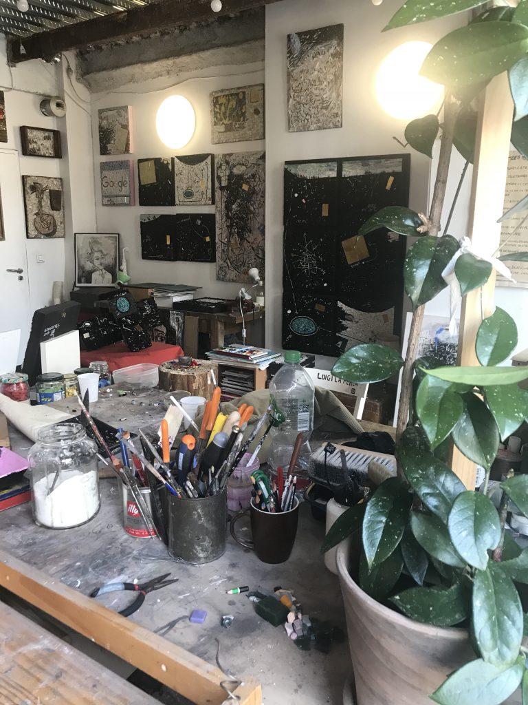 Paris insolite : 59 rivoli squat artistique