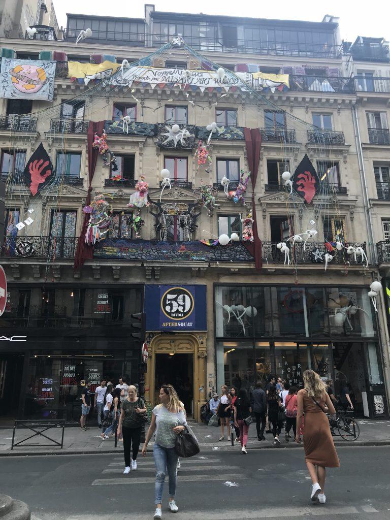 Paris insolite - Rivoli 59