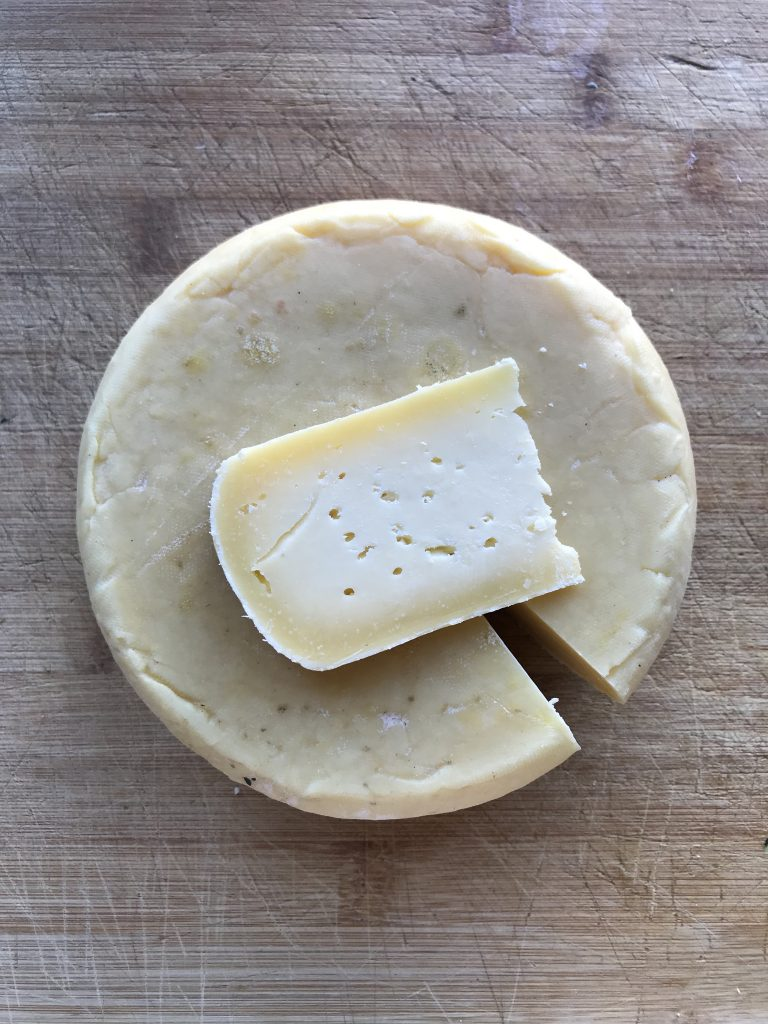 faire son fromage : tomme de vache