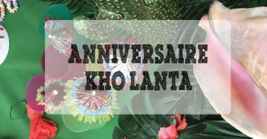 anniversaire kho lanta