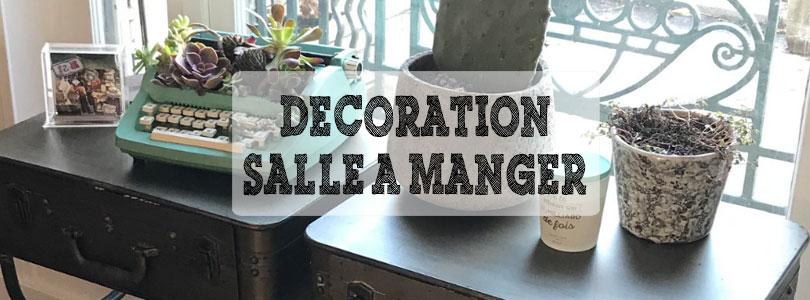Ma décoration de salle à manger : des idées à prendre