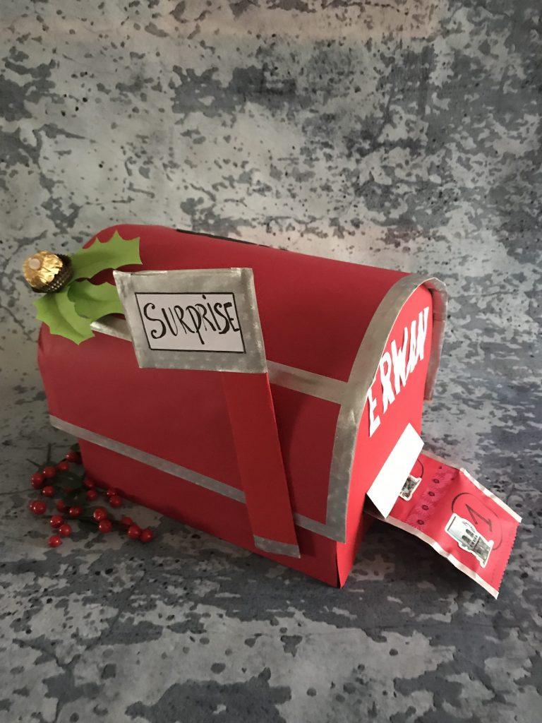 santa box diy