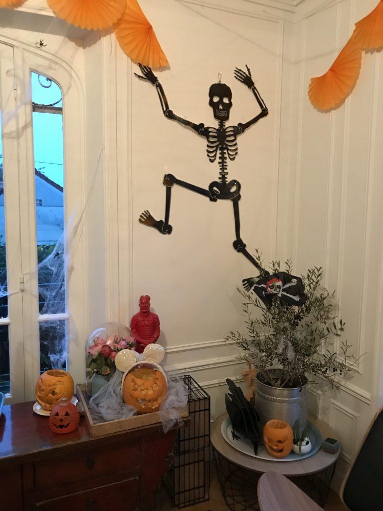 Décoration d'Halloween idées
