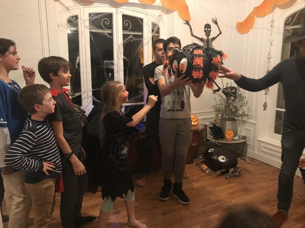 Décoration d'Halloween - idée jeu
