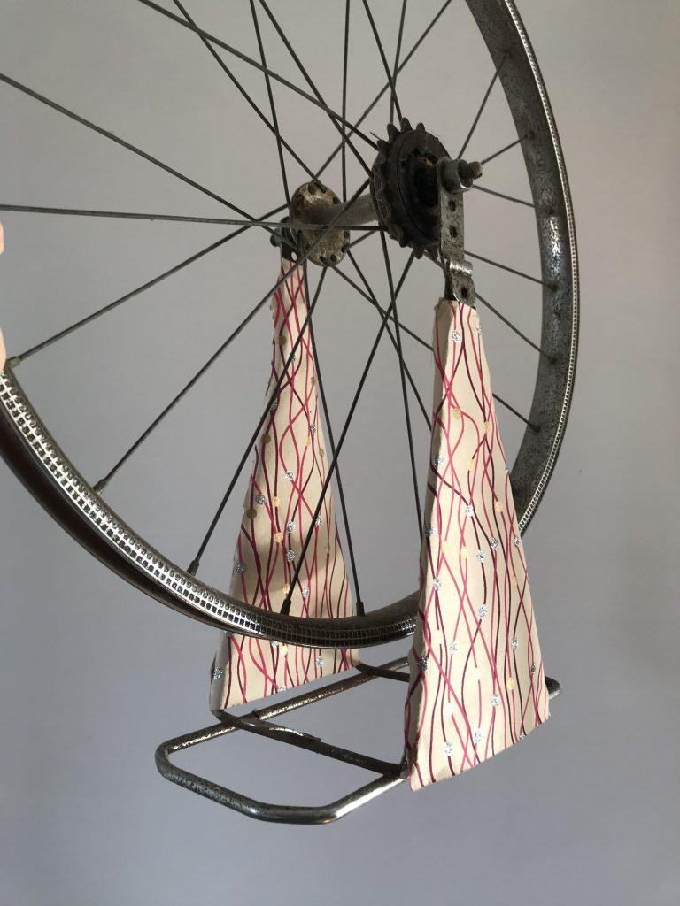 calendrier de l'avent grande roue - roue de vélo