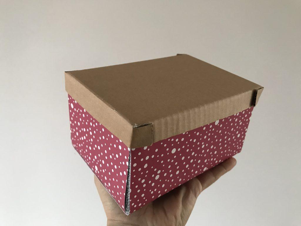 Comment Customiser Une Boite A Chaussure fabriquer une boîte à photos - ciloubidouille